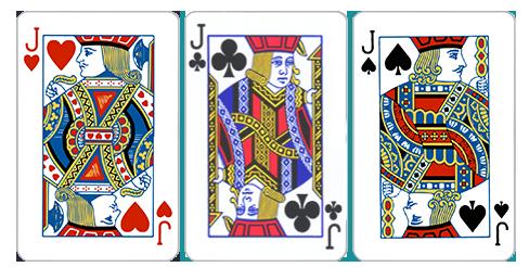 Three Picture, tiga raja
