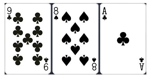 kartu delapan