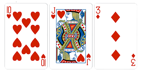 kartu tiga