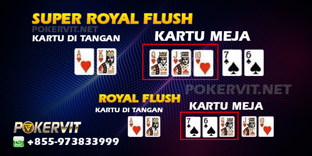 super royal flush